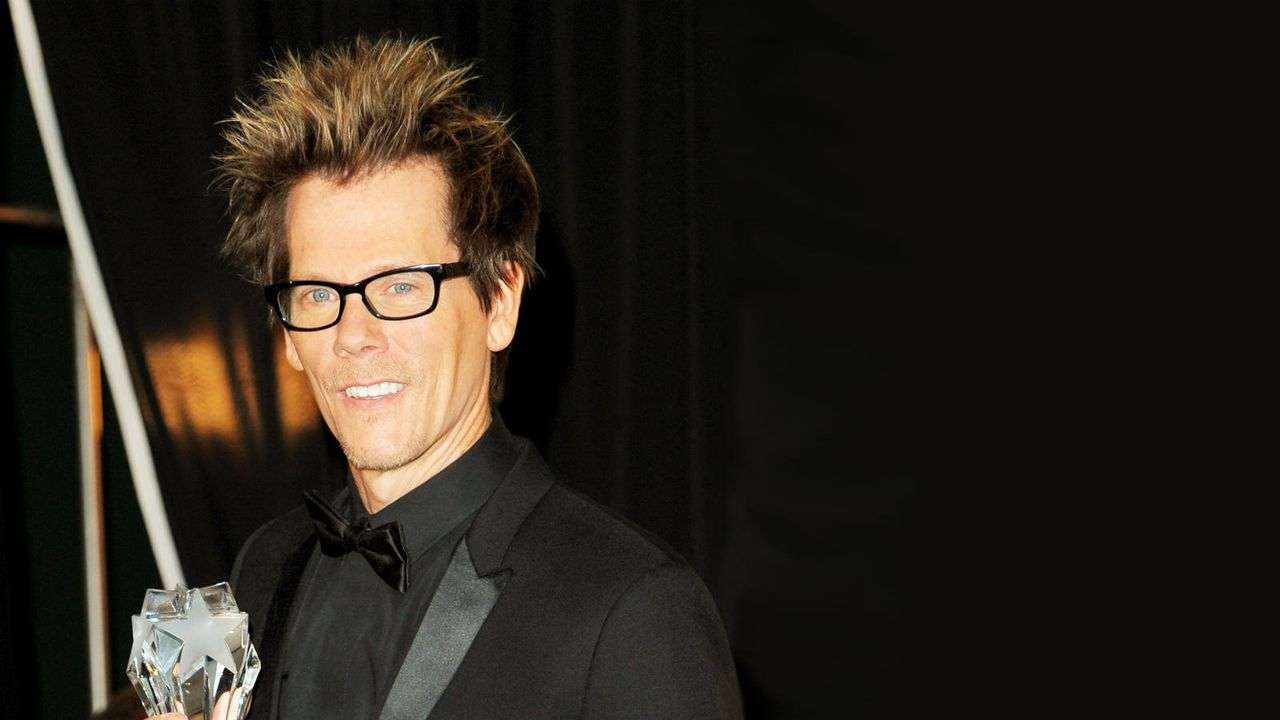 Kevin Bacon - Bildquelle: getty-AFP