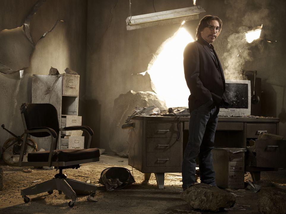 (1. Staffel) - Bei seinem Auftragen wird Christopher Chance von mysteriösen Guerrero (Jackie Earle Haley) unterstützt ... - Bildquelle: Warner Brothers