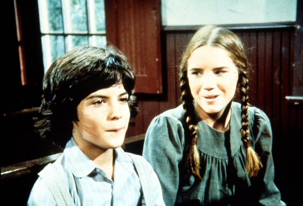 Albert (Matthew Laborteaux, l.) und Laura (Melissa Gilbert, r.) haben eine zündende Idee ... - Bildquelle: Worldvision