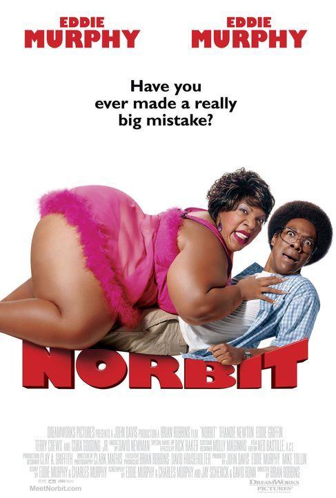 Norbit - Plakatmotiv - Bildquelle: 2007 DREAMWORKS LLC. All Rights Reserved.