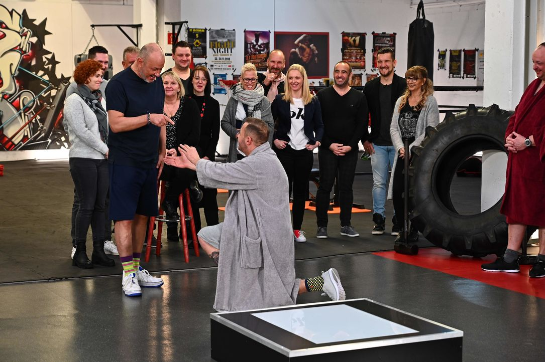 Rosins Fettkampf - Lecker schlank mit Frank - Bildquelle: Willi Weber Kabel Eins / Willi Weber