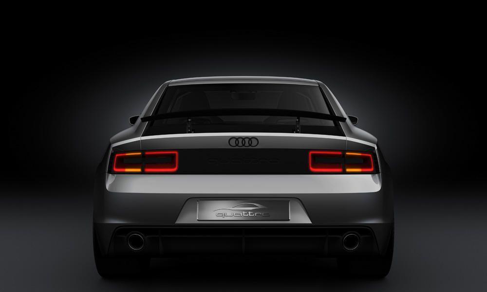 Audi quattro concept - Bildquelle: Audi