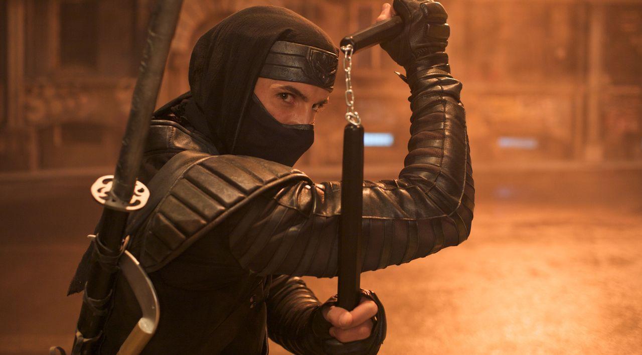 Aufgewachsen unter Japanern und ausgebildet in den Kampfkünsten der Ninja muss sich der Amerikaner Casey (Scott Adkins) den mörderischen Nachstellun... - Bildquelle: Nu Image