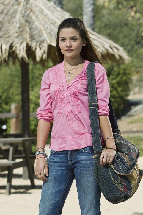 Ausgerechnet das bodenständige Kleinstadt-Mädchen Jessica Olson (Danielle Campbell) erobert das Herz des kommenden Jungstars ... - Bildquelle: Disney