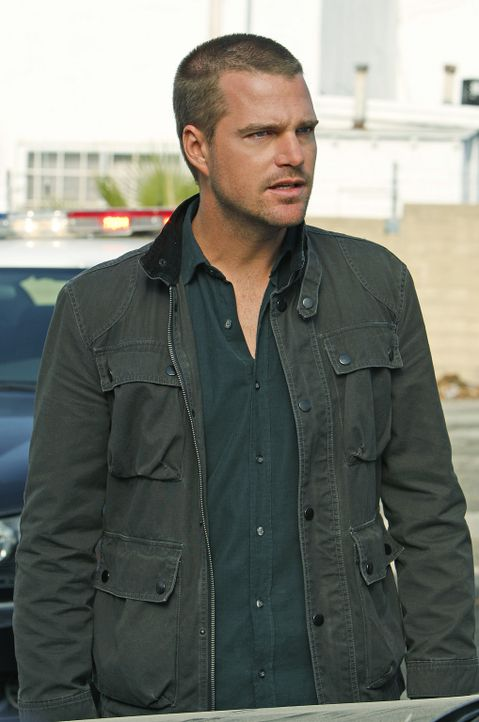 Auf der Suche nach Dom: Callen (Chris O'Donnell) ... - Bildquelle: Sonja Flemming CBS Studios Inc. All Rights Reserved.