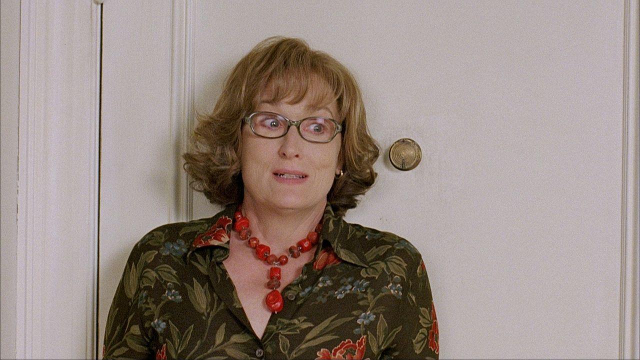 Erst spät wird der Therapeutin Lisa (Meryl Streep) klar, dass Rafis Neuer ihr eigener Sohn ist .... - Bildquelle: TOBIS FILM