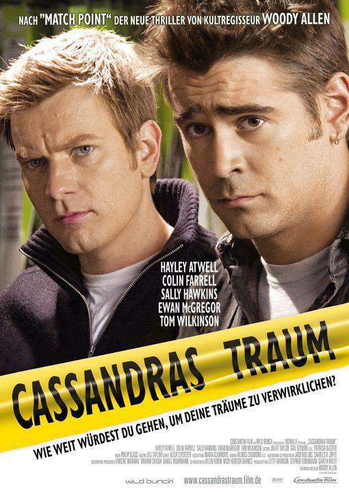 Cassandras Traum - Plakatmotiv - Bildquelle: Constantin Film