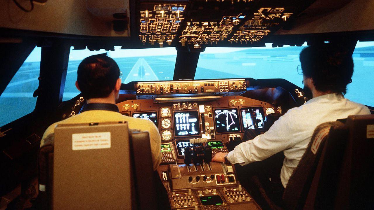 Pilot - Bildquelle: dpa