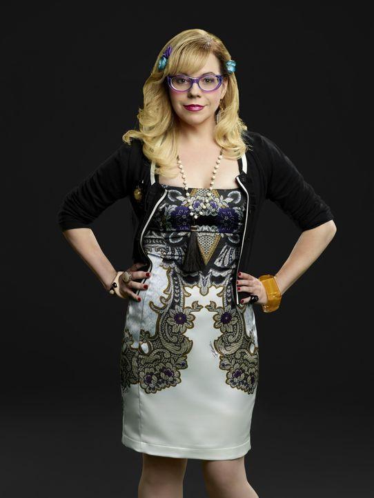 (9. Staffel) - Technische Expertin des B.A.U.: Penelope Garcia (Kirsten Vangsness ) ... - Bildquelle: ABC Studios