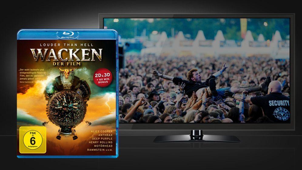 Wacken - Der Film (3D Blu-ray) - Bildquelle: Warner Home Video