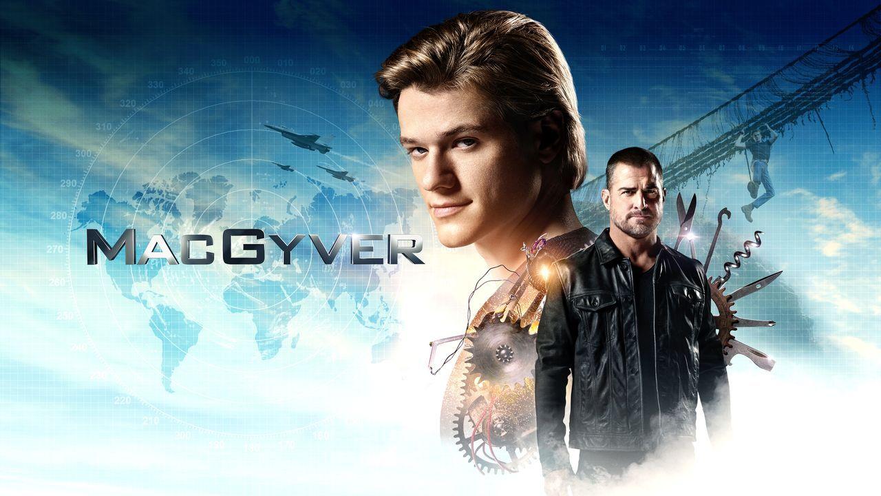 (2. Staffel) - MacGyver begibt sich erneut auf gefährliche Missionen. Kann er diese bewältigen? - Bildquelle: 2017 CBS Broadcasting, Inc. All Rights Reserved