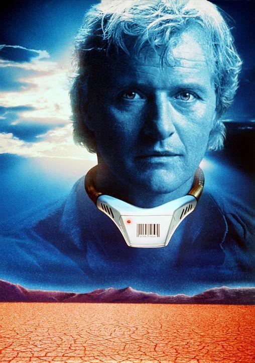 Nachdem der geniale Profi-Dieb Frank (Rutger Hauer) von seinen Partnern reingelegt wurde, landet er in einen neuen Hochsicherheitstrakt, in dem jede... - Bildquelle: Home Box Office (HBO)