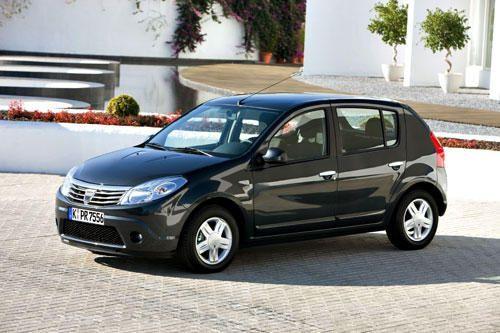 Kompakte und robuste Schräghecklimousine für wenig Geld - Bildquelle: Dacia