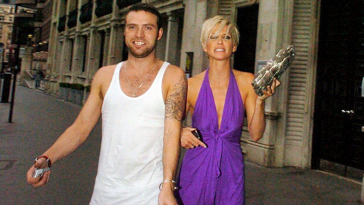 Tom Krane und Sarah Harding - Bildquelle: WENN.com