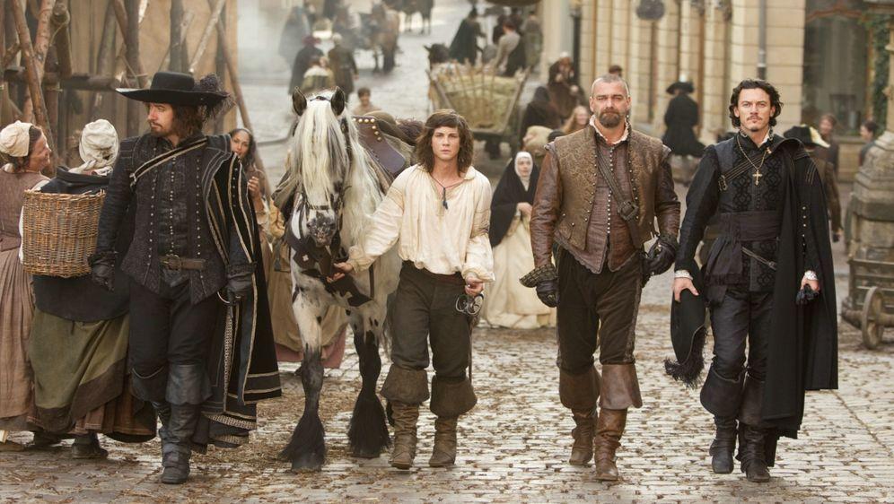 Die drei Musketiere - Bildquelle: 2011 Constantin Film Verleih GmbH.