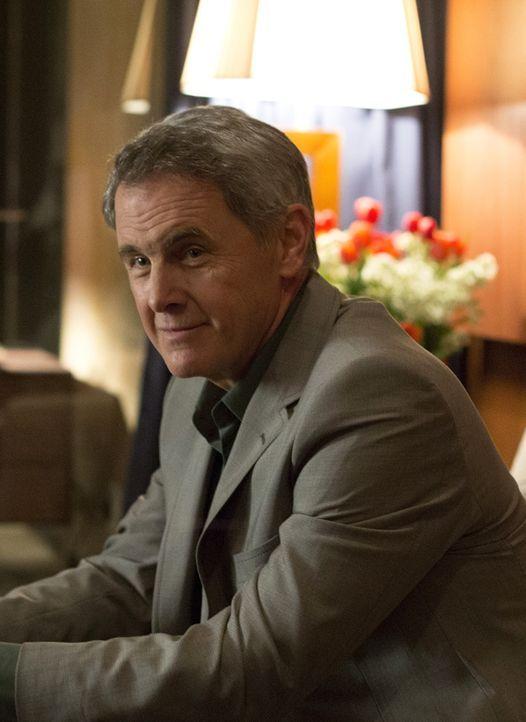 Wird herauskommen, dass er für den pakistanischen Geheimdienst arbeitet? Dennis Boyd (Mark Moses) ... - Bildquelle: Homeland   2014 Twentieth Century Fox Film Corporation