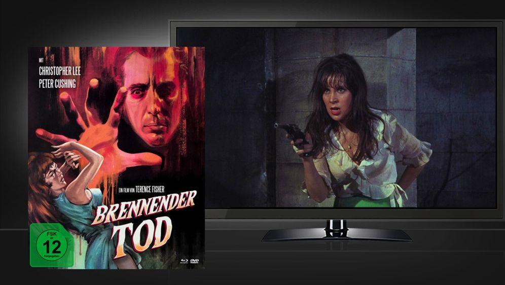 Brennender Tod (Blu-ray Disc)
