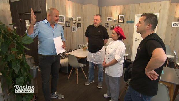 Rosins Restaurants - Rosins Restaurants - Nonna Concetta: Eine Bretterbude, Die Nudeln Auf Den Teller Klatscht
