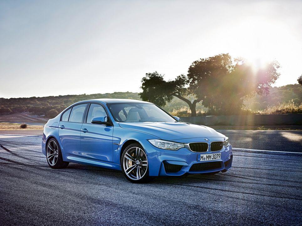 BMW M3 2014 - Bildquelle: BMW