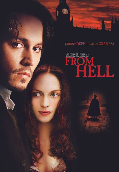 """From Hell"" - Artwork - Bildquelle: 2001 Twentieth Century Fox Film Corporation. All rights reserved."