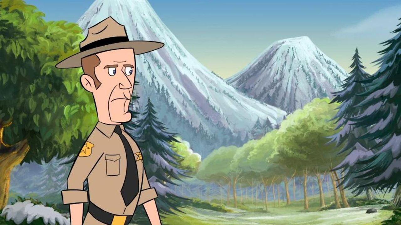 An Weihnachten geschehen seltsame Dinge in Eureka: Jack versucht verzweifelt, einen Weg zurück in die Normalität zu finden ... - Bildquelle: Universal Television