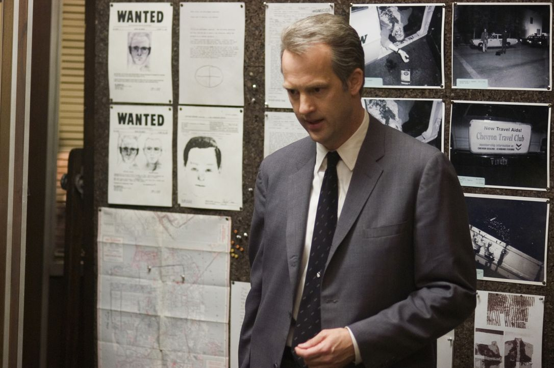 """1968 beginnt eine mysteriöse Mordserie in San Francisco. In Briefen an Polizei und Presse nennt sich der Killer """"Zodiac"""" und macht sich über die Bem... - Bildquelle: Warner Brothers International Television Distribution Inc."""