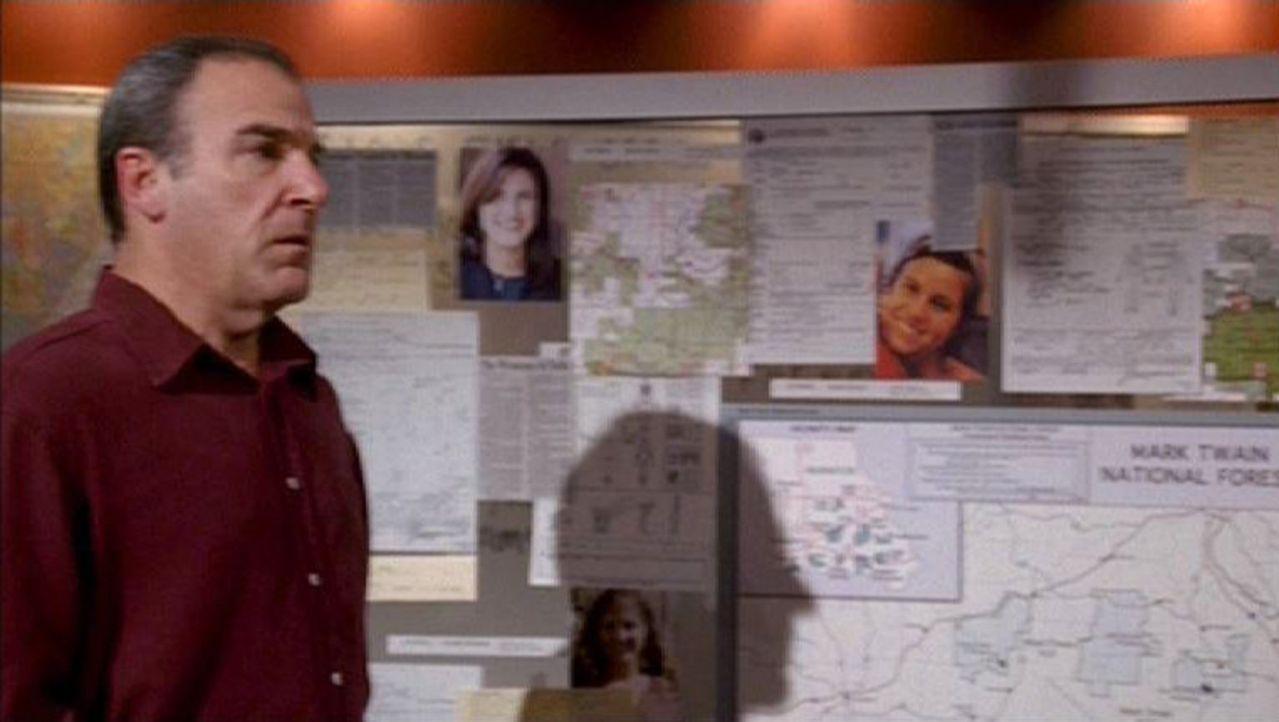 Das BAU-Team um den Star-Profiler Gideon (Mandy Patinkin) entwickelt ein Täterprofil ... - Bildquelle: Touchstone Television