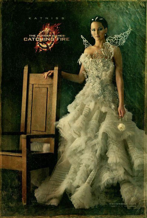 TRIBUTE VON PANEM, DIE - CATCHING FIRE - Jennifer Lawrence - Bildquelle: Studiocanal GmbH