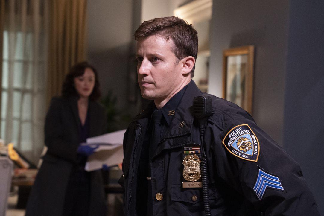 Jamie Reagan (Will Estes) - Bildquelle: Patrick Harbron 2020 CBS Broadcasting Inc. All Rights Reserved. / Patrick Harbron
