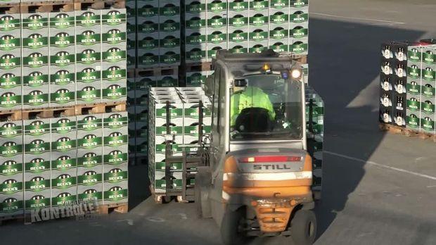 Achtung Kontrolle - Achtung Kontrolle! - Thema U.a.: Brauerei Möchte 25.000 Flaschen Desinfektionsmittel Zur Verfügung Stellen
