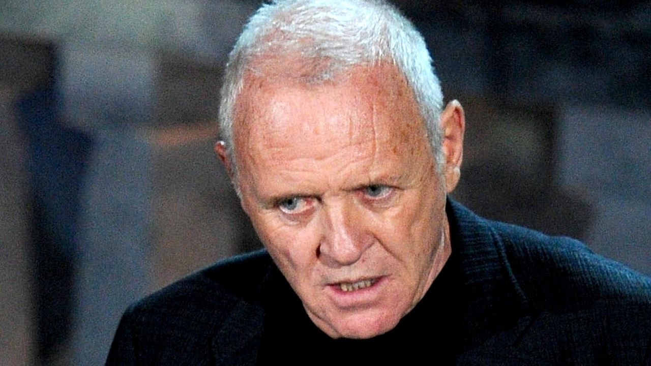 Anthony Hopkins - Bildquelle: AFP