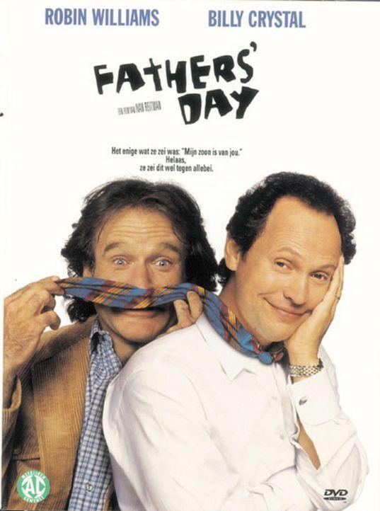 Dale Putley (Robin Williams, l.) und Jack Lawrence (Billy Crystal, r.) machen sich gemeinsam auf die Suche nach dem 16-jährigen Scott. - Bildquelle: Warner Bros. Television