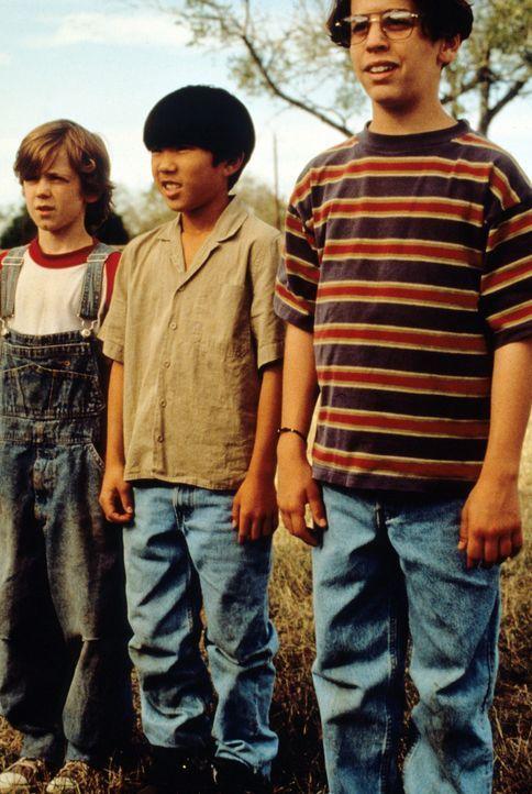 Zunächst sind die Kinder (Jordan Brower, l. und Chauncey Leopardi, r.) nicht gerade begeistert, an einem Fußballturnier teilnehmen zu müssen, doc... - Bildquelle: Walt Disney Pictures