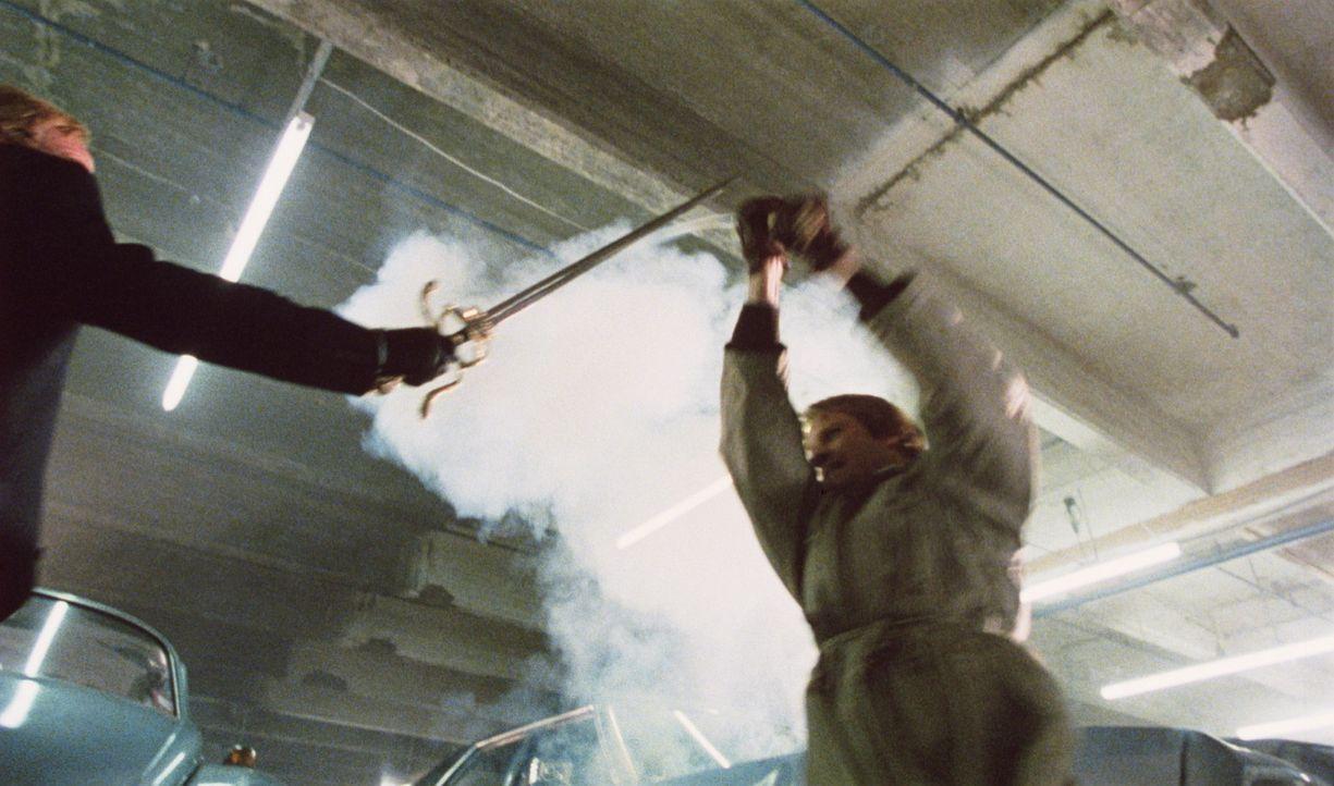 Nur wenige wollen die Macht für das Gute einsetzen - wie Connor (Christopher Lambert, r.) ... - Bildquelle: 20th Century Fox Film Corporation
