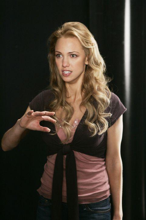 Billie trifft in der Vergangenheit auf Christy Jenkins (Marnette Patterson) ... - Bildquelle: Paramount Pictures
