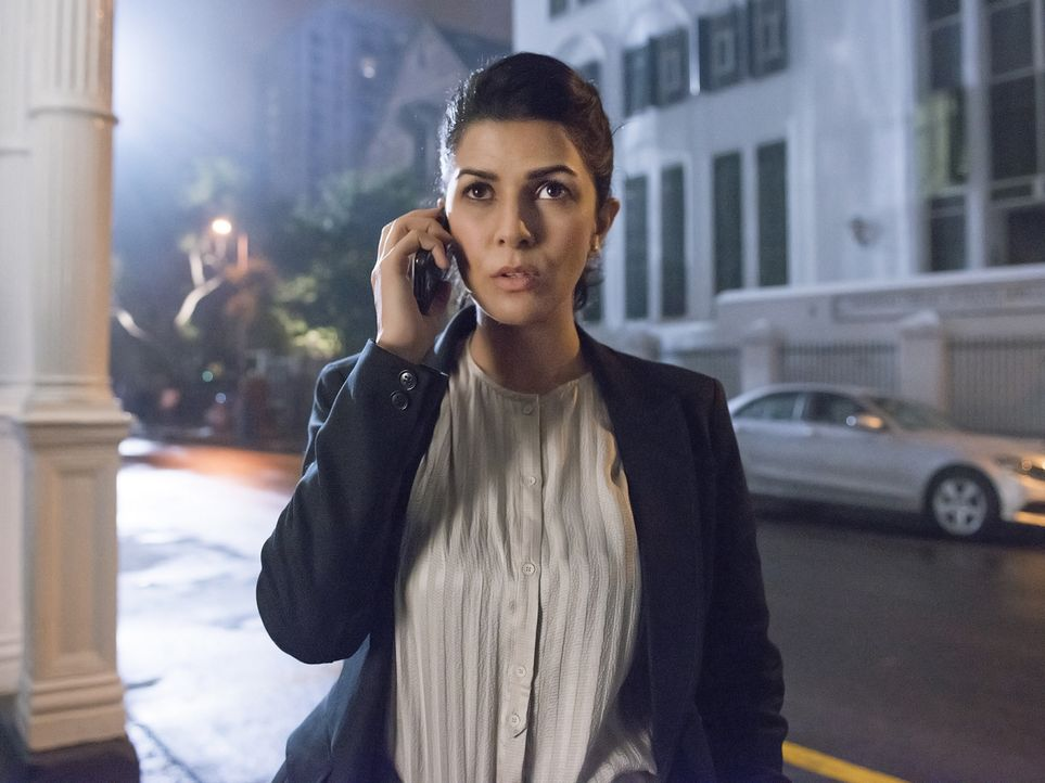 Während Carrie weiter ermittelt und auf Informationen von Aayan hofft, erfüllt Dennis Boyd einen Teil des Auftrags, den er von ISI-Agentin Tasneem Q... - Bildquelle: Homeland   2014 Twentieth Century Fox Film Corporation