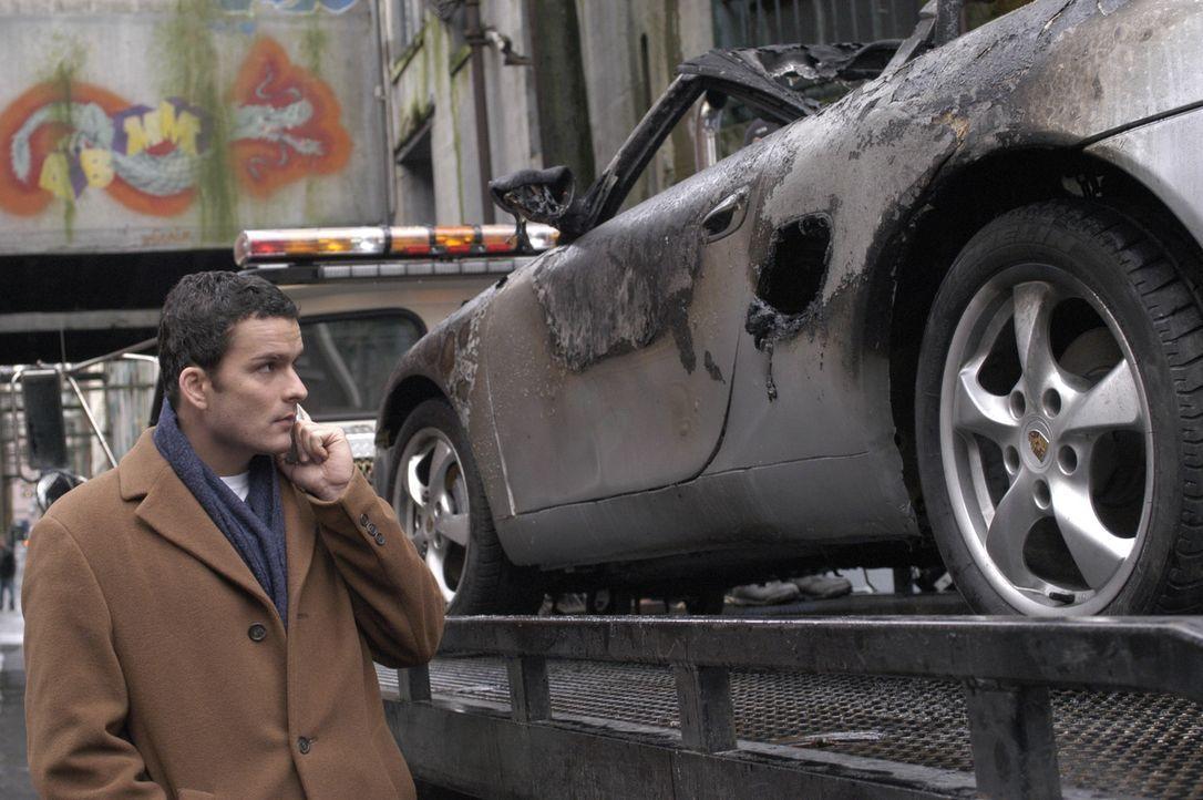 Als Ben Edmonds (Balthazar Getty) das Geschäft seines Vaters übernimmt, kommt er einem lang gehütetem Geheimnis auf die Spur. - Bildquelle: Universal Studios