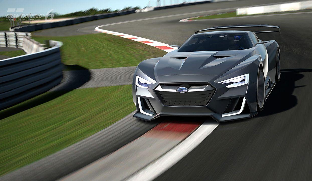 Subaru Viziv GT Vision Gran Turismo (3)