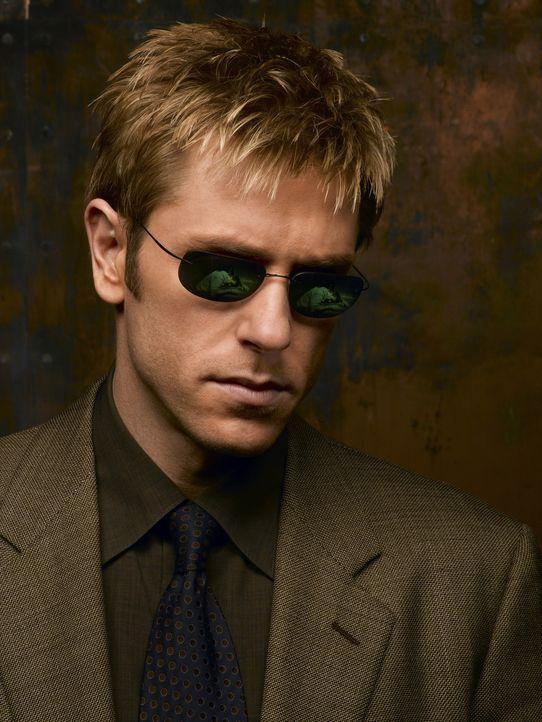 (1. Staffel) -Obwohl er sein Augenlicht verloren hat, ist er einer der Besten in seinem Job: Detective Jim Dunbar (Ron Eldard) ... - Bildquelle: TM &   2006 CBS Studios Inc. All Rights Reserved.