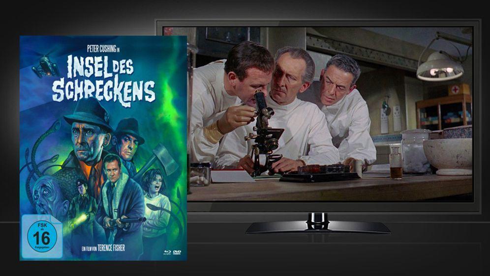 Insel des Schreckens (Blu-ray Disc)