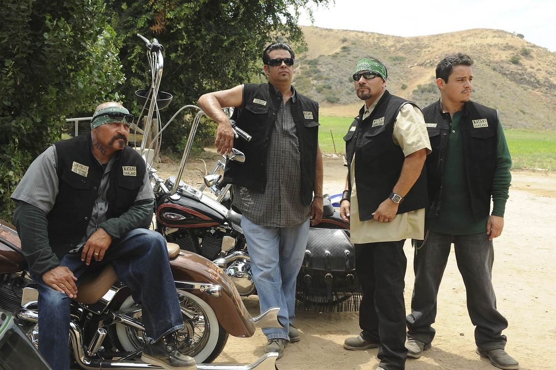 Wird die Zusammenarbeit mit den Mayans Oakland für die Sons zum Problem? - Bildquelle: 2011 Twentieth Century Fox Film Corporation and Bluebush Productions, LLC. All rights reserved.