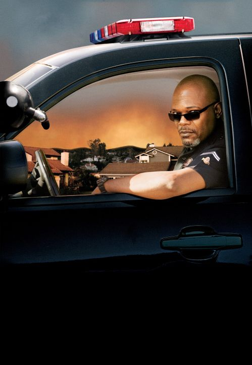 LAKEVIEW TERRACE - Artwork - Bildquelle: 2007 Screen Gems, Inc. All Rights Reserved.