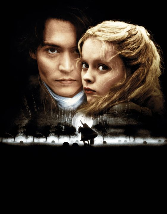 SLEEPY HOLLOW - Artwork - Bildquelle: Constantin Film