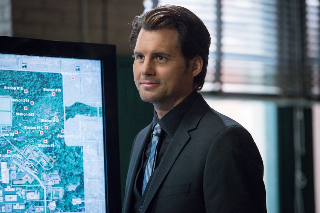 Hat der Forensiker Sgt. Peter Niedermayer (Kristoffer Polaha) wichtige Informationen, um den neusten Fall auf die richtige Spur zu lenken? - Bildquelle: 2015 Fox and its related entities. All rights reserved.