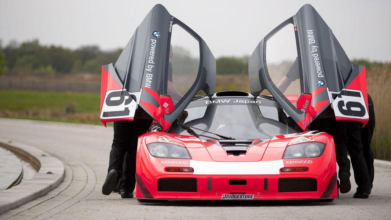 Hundert Mal gebaut - Bildquelle: McLaren