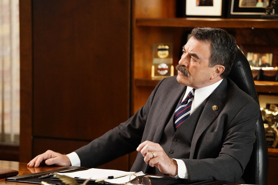 Frank Reagan (Tom Selleck) - Bildquelle: John Paul Filo 2018 CBS Broadcasting, Inc. All Rights Reserved.