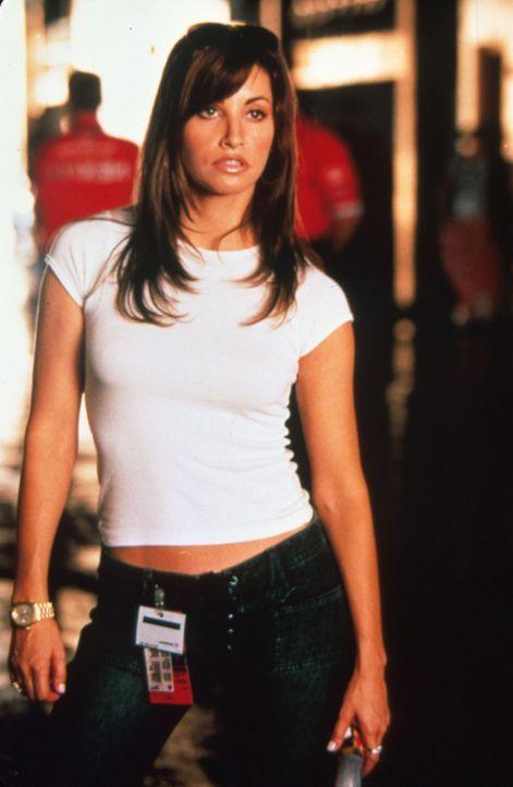 Hat ihr Herz an den Rennsport und seine tollkühnen Männer verloren: Cathy (Gina Gershon) ... - Bildquelle: Warner Bros.