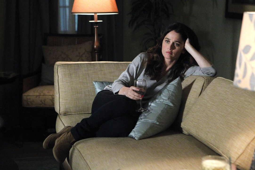 Macht sich Sorgen um Patrick Jane: Teresa Lisbon (Robin Tunney) ... - Bildquelle: Warner Brothers Entertainment Inc.