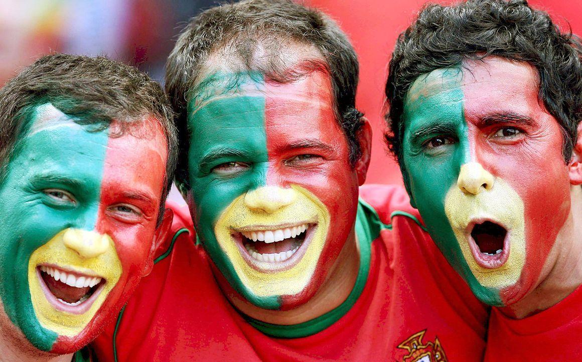 Fussball-Fans-Portugal-080611-dpa - Bildquelle: dpa