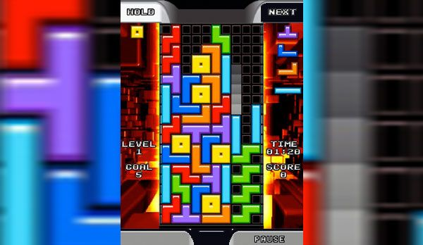 Tetris - Bildquelle: dpa